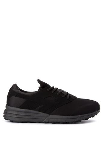 Hi-Tec black Badwater Cozy Shoes HI236SH0JKXOPH_1