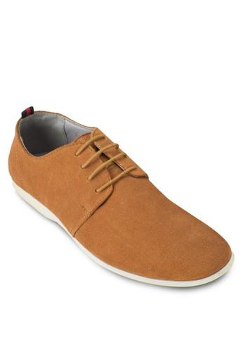 繫帶膠底休閒鞋, esprit outlet 家樂福鞋, 休閒鞋