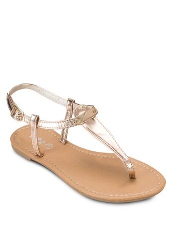 Cilesprit童裝門市la 夾腳涼鞋, 女鞋, 鞋