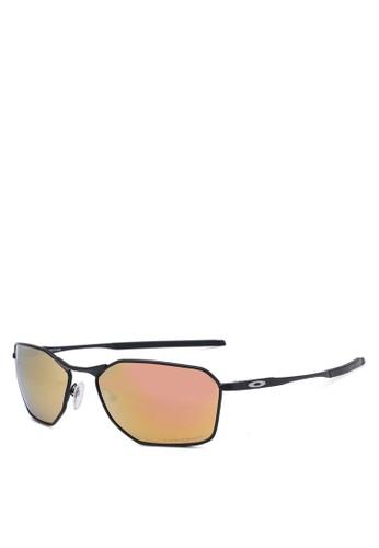 Oakley black Savitar 0OO6047 Sunglasses D180EGLA24D22BGS_1