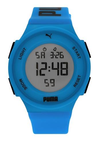 PUMA blue Puma 7 Watch P6035 7C3E3ACCE6CAB1GS_1
