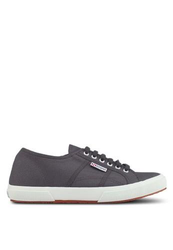 Superga grey Plus Cotu Sneakers C00F0SH9DB7C3BGS_1