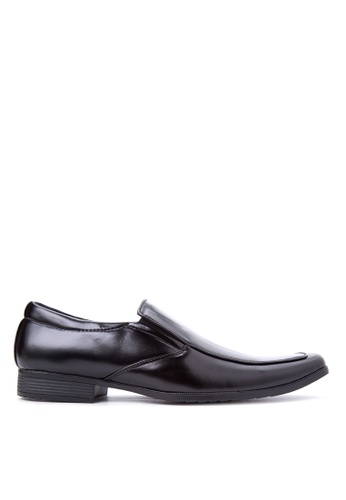 Italianos black Herman Formal Shoes IT153SH97GCWPH_1