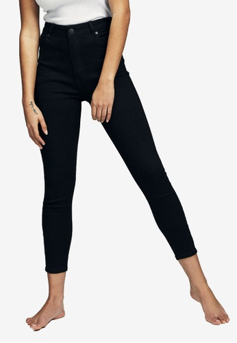 57dbbd2f61 Buy Cotton On High Rise Grazer Skinny Jean Online on ZALORA Singapore