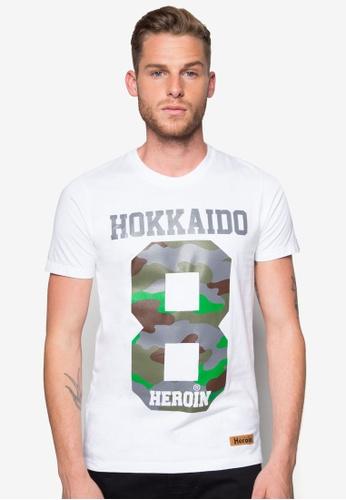 HEROINBRAND white Hokkaido 8 HE676AA48GNJSG_1