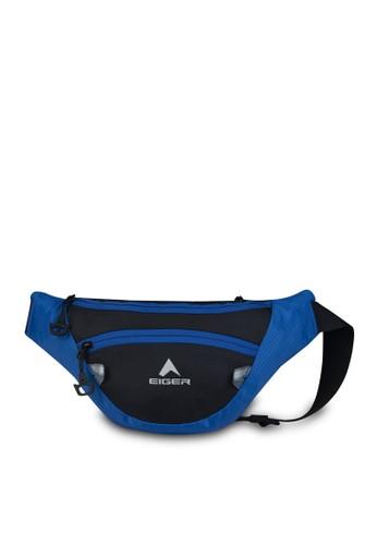 Eiger blue Waist Bag 4A 05DCEAC2F4A48CGS_1