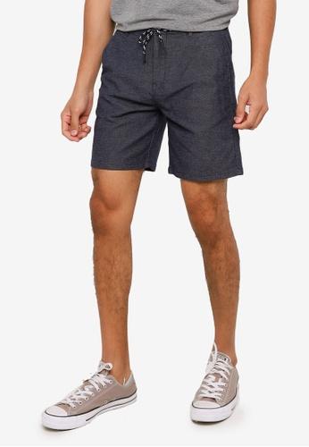 Springfield blue Woho Comfort Bermuda Shorts DF8D6AA4A23B0EGS_1