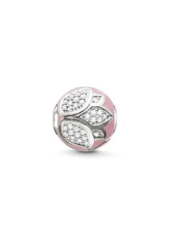 """THOMAS SABO pink Bead """"pink lotus blossom"""" 7AE64AC969C131GS_1"""