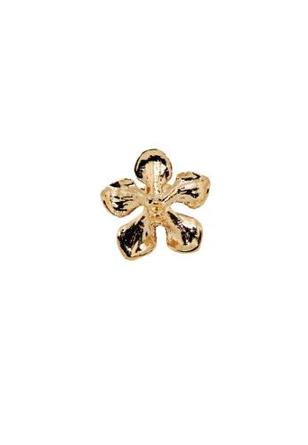 Paulini gold Brooch Orchid S  (G) PA011AC46DJXMY_1