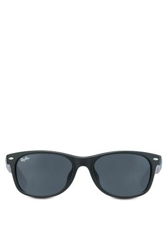 New Wayfarer 多esprit 會員色太陽眼鏡, 飾品配件, 方框