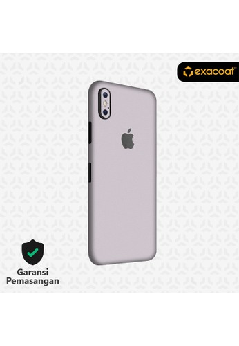 Exacoat iPhone XS Max 3M Skin / Garskin - Mystic Lilac - Cut Only 53994ESE000F77GS_1
