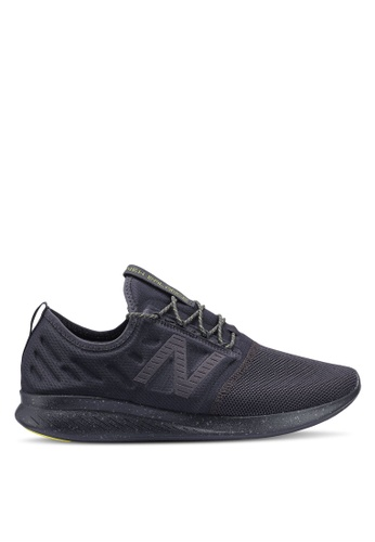 New Balance black Coast Fitness Running Shoes 8AA94SH74E7C79GS_1
