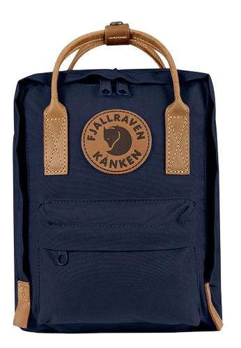 Fjallraven Kanken navy Navy Kanken No.2 Mini Backpack 90143AC9D56AC6GS_1