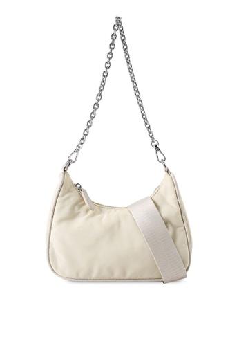 Billini beige Attica Crossbody Bag 2C235AC7903E89GS_1