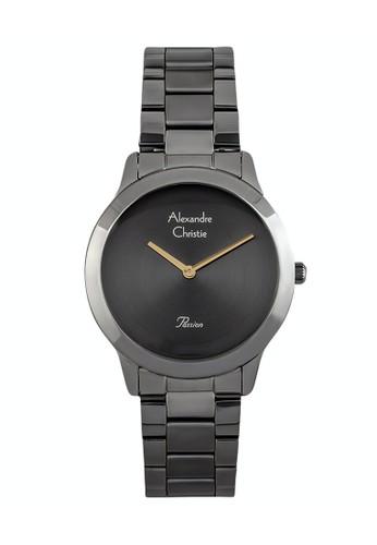 Alexandre Christie grey Alexandre Christie Jam Tangan Wanita - Grey - Stainless Steel - 2784 LHBIGBA 50E04AC74828A5GS_1