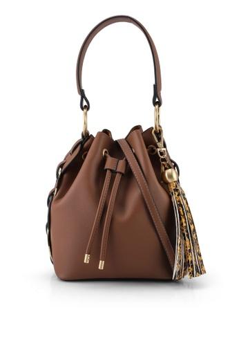 ALDO brown Gisa Shoulder Bag 8C5BCAC6E5412FGS_1