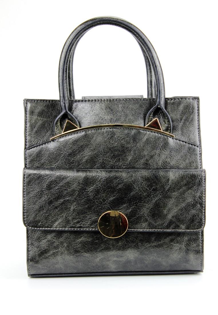 HappyRed Mini Satchel Top Handbag