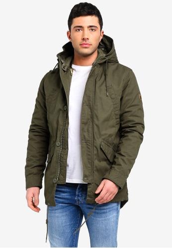 6d65cf25a Ashton Parka Jacket