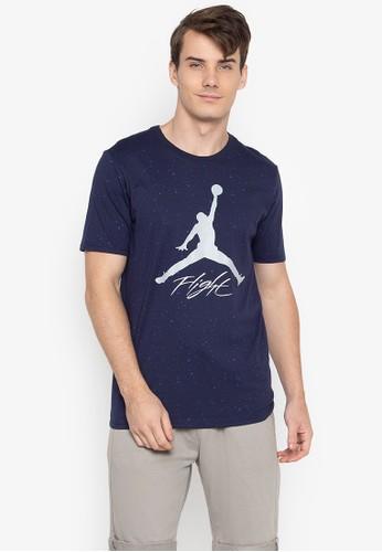Nike navy Jordan Sportswear Jumpman Dna Graphic 1 Top 122EDAA07A219EGS_1