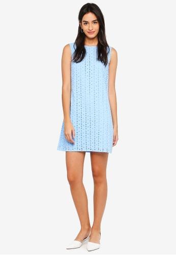 9dc49e0213c3 Shop ZALORA Sleeveless A-Line Dress Online on ZALORA Philippines