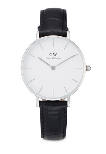 Daniel Wellington black Classic Petite Reading Watch DA965AC0UKSZID_1