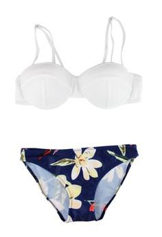 Lyndsey Sea Floral Two Piece Bikini