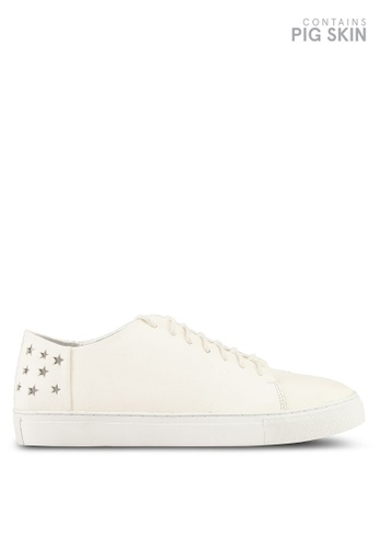 E8 by Miista white Hera Star Cut Out Sneakers E8283SH0STICMY_1
