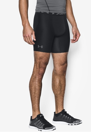 57f17d92f6 Under Armour black UA HeatGear Armour 2.0 Compression Shorts  UN337AA41KFYMY_1. CLICK TO ZOOM