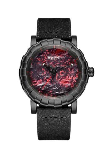 Assassin's Time black Assassin's Time PLANET Black Leather 423A7ACA1BA92DGS_1