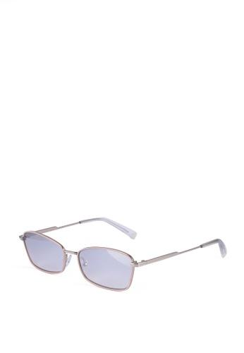 Kendall + Kylie pink Leila Sunglasses 11185GLAA52425GS_1