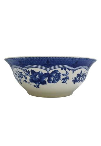 "Claytan Victoria Blue - 6.9"" Oriental Bowl 38C11HL254E44CGS_1"