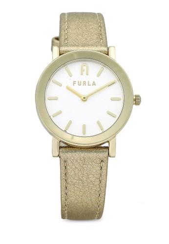 FURLA Watches gold Gold Dress Watch DAC52AC8C2D268GS_1