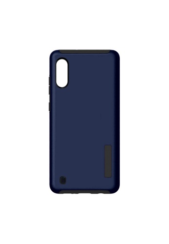 MobileHub blue Samsung M10 Dual Pro Shockproof Case (Blue) 2DF04AC3FE03B7GS_1
