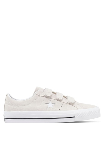 92dbd7597901 Buy Converse One Star Pro 3V Suede Ox Sneakers Online on ZALORA ...