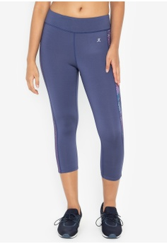 d399111a56f06a Danskin grey and blue Yoga Collection Capri 9CFBFAA69869B4GS_1
