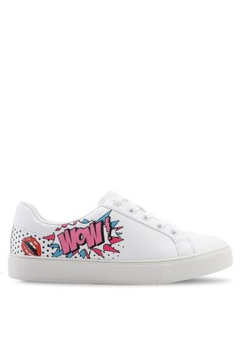 ALDO 白色 Rarka 運動鞋 A6C54SHF7CACD4GS_1