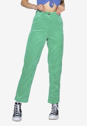 Local Heroes green Preppy Mint Green Pants 55074AA264A3E4GS_1