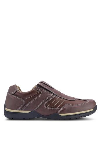 Weinbrenner 褐色 懶人鞋 運動鞋 0E926SH14D2345GS_1