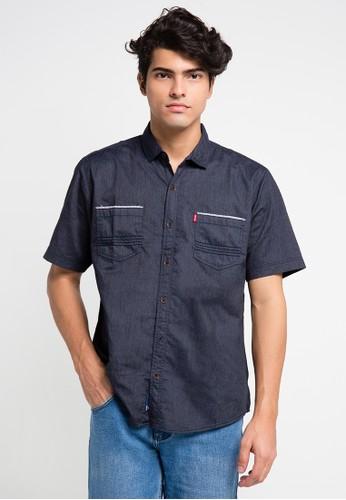 CARVIL grey Shirt CA566AA0URGYID_1