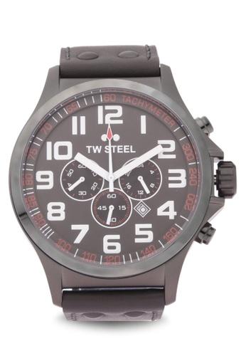 TW Steel grey TW423 Pilot Analog Watch TW310AC0KMCEPH_1