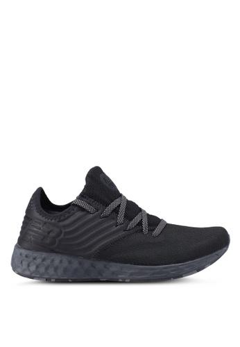New Balance black CRUZ Deconstructed Future Sport Shoes 5BE57SH657CE65GS_1