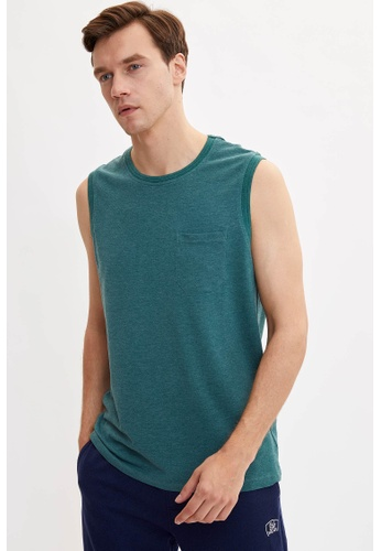 DeFacto green Man Knitted Athlete 4D42FAA034B992GS_1