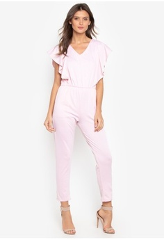 87d7a9a6276 Fablook Clothing. Butterfly Long Jumpsuit