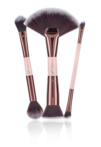 Luxie Beauty pink Jadeywadey Glam Brush Set 20397BEE8DE5C2GS_1