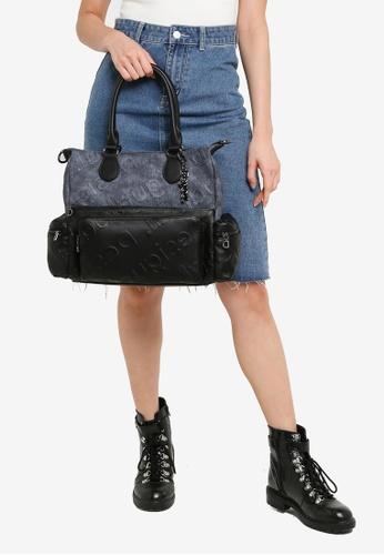 Desigual blue Combined Shoulder Bag CAEC5ACDFABD85GS_1