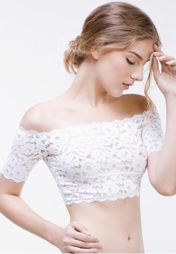 Raquel Lingerie white Liv White Top RA363US78CJHID_1