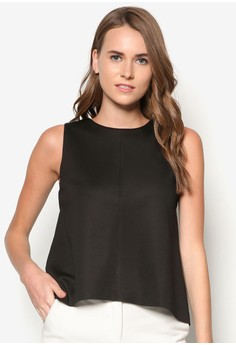 Collection High Low A-Line Top
