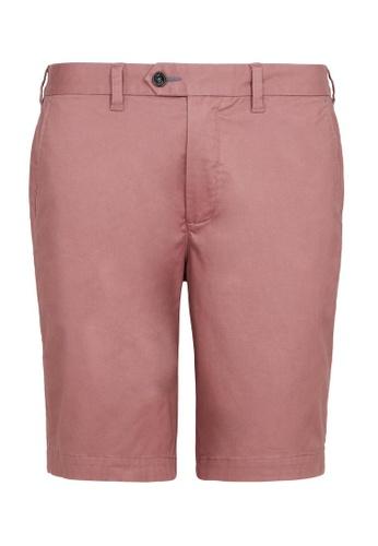 TED BAKER pink Core Plain Short EEC31AA3AFC31DGS_1