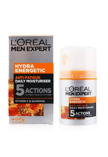 L'Oréal L'ORÉAL - Men Expert Hydra Energetic Daily Anti-Fatigue Moisturising Lotion 50ml/1.6oz 34C85BEC8B9E9CGS_1