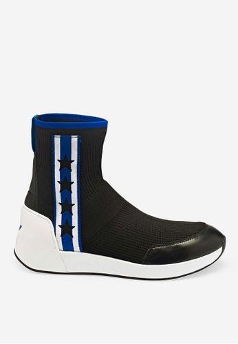 ASH 黑色 Jump - 黑色運動鞋 CFC99SH8203581GS_1